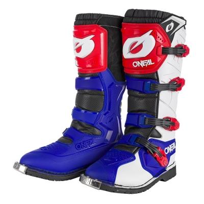 O'Neal Rider Pro Bianco/Rosso/Blu
